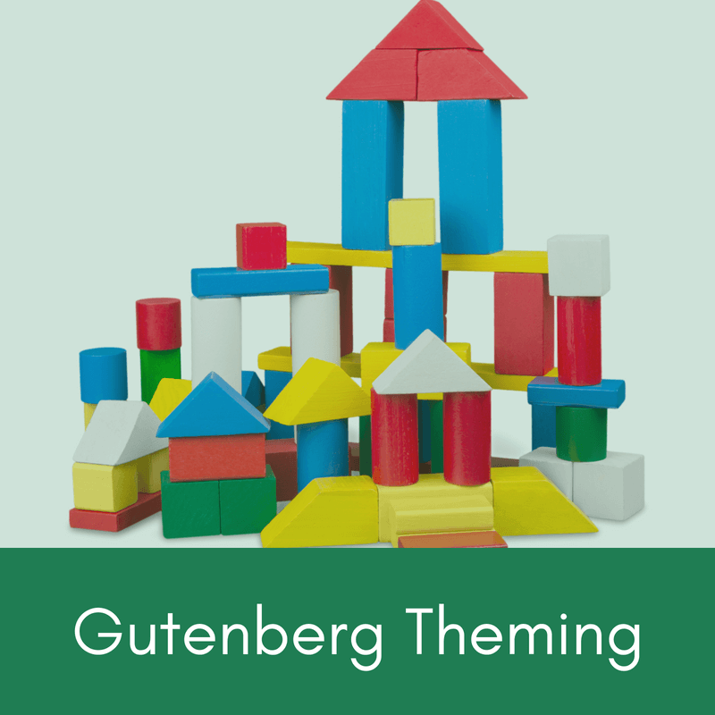 Gutenberg Theming