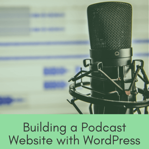 Building a Podcast Website with WordPress